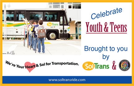 Bus Ad for SolTrans