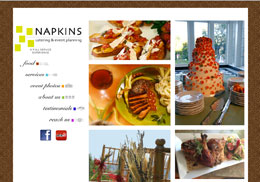 Napkins Catering