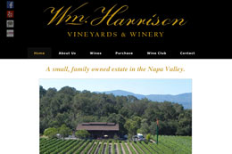 *William Harrison Vineyards & Winery